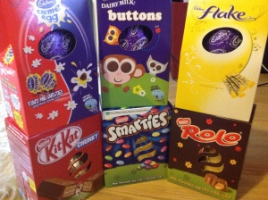 My Easter eggs :-)
